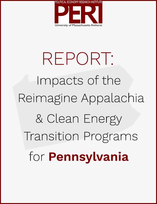 PERI Jobs Report - PA