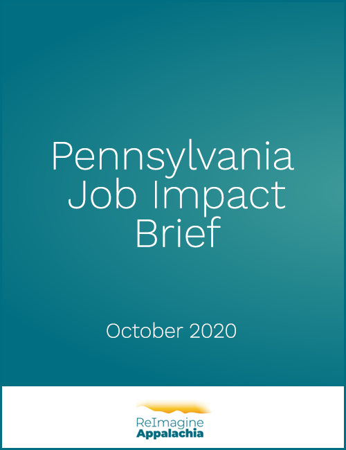 PA Job Impact Brief